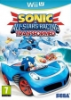 Sonic & All-Stars Racing Transformed on WiiU - Gamewise