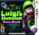 Luigi's Mansion: Dark Moon Release Date - 3DS